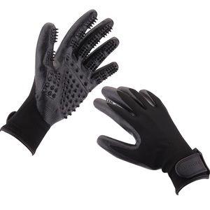Pet Grooming Gloves, Shedding & massage Brush